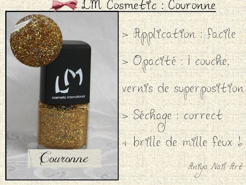 lm cosmetic couronne