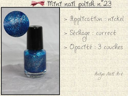 mini nail polish 23
