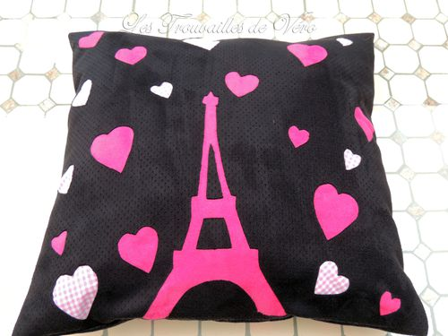 coussin paris