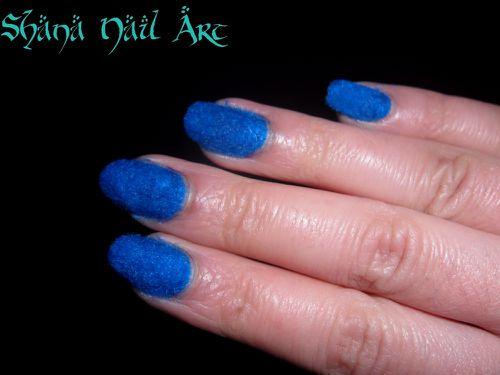 Fluffy Bleu 1