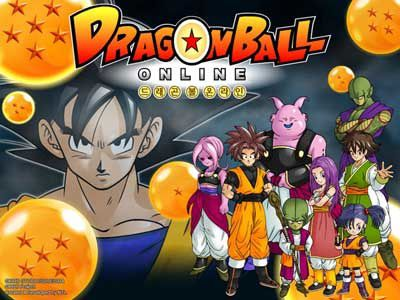 dragon ball online 1-1