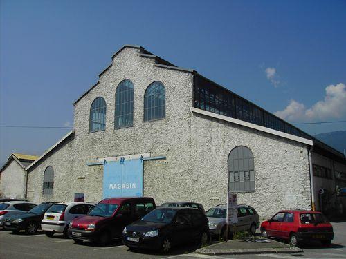 CNAC - Le Magasin - Grenoble 1
