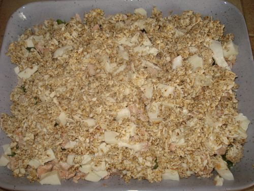 Crumble Saumon Brocolis 8