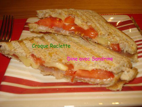 Croques Raclette 6