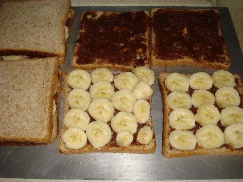 Croques ChocoBananes 2