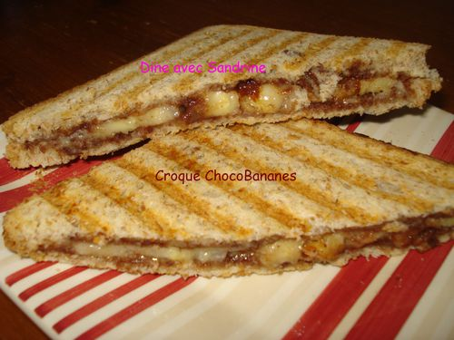 Croques ChocoBananes 3