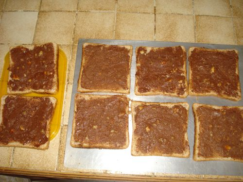 Croques ChocoBananes