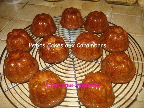 Petits Cakes aux Carambars 7
