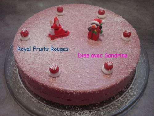 Royal Fruits Rouges 20