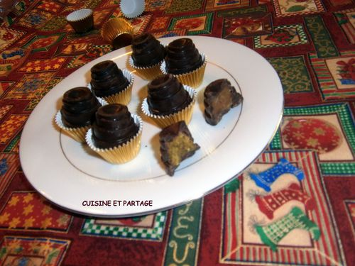 CHOCOLAT PISTACHE ET PATE A SPECULOOS