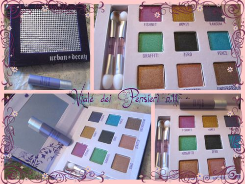 Luxury Box palette Urban Decay