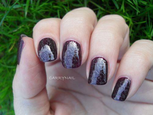 nail art fleuri 2
