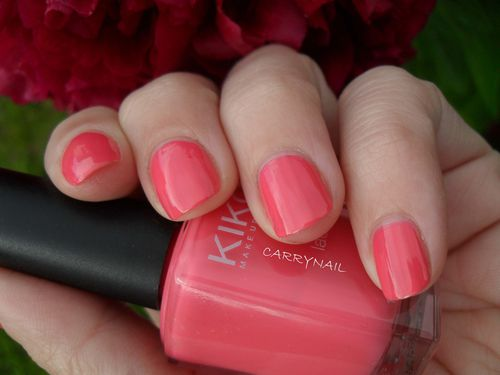 Kiko 360 stawberry pink 3