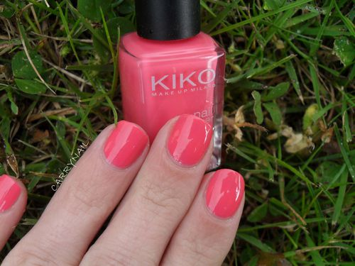Kiko 360 stawberry pink 6