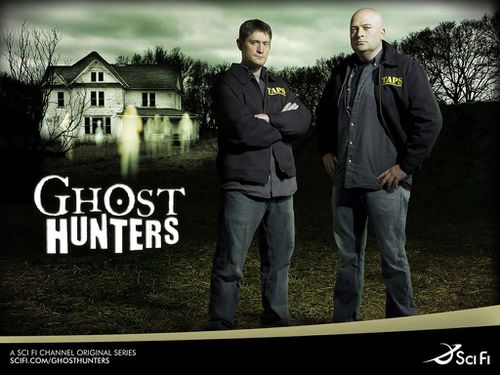 Ghost Hunters (SciFi TV Series), 2004, Jason Hawes, Grant W