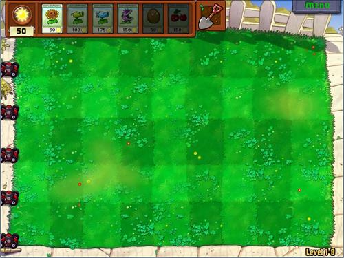 Ds plants vs zombies emy un dernier pour la route for Jardin zen plantas vs zombies