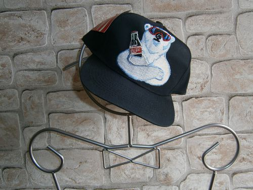 casquette ours recto