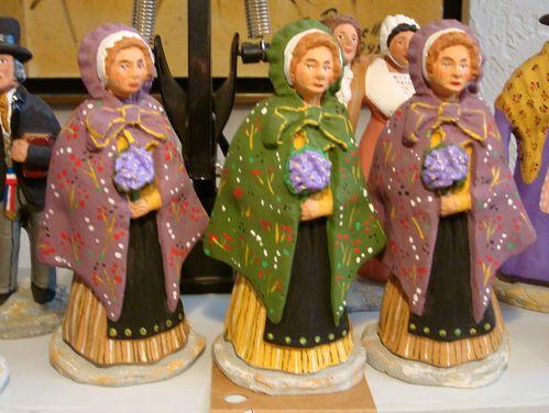 Les santons de l'atelier Rampal (17)