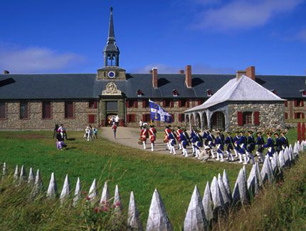 fortress louisbourg(1)