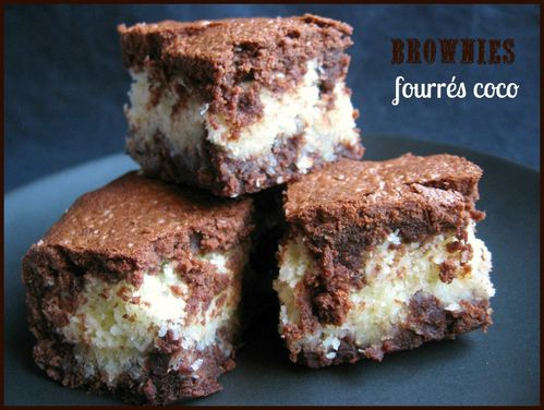 Copy of brownies fourres coco 037