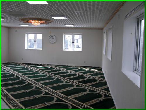 Otaru Mosque Inside