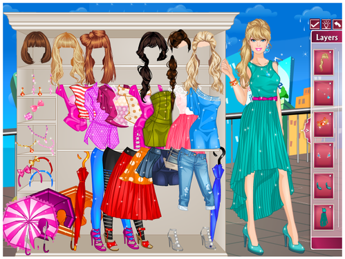 Dressup24h play free and fun dress up games for girls and kids