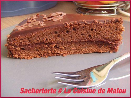 sachertorte-gâteau-chocolat-fourré-confiture-autriche