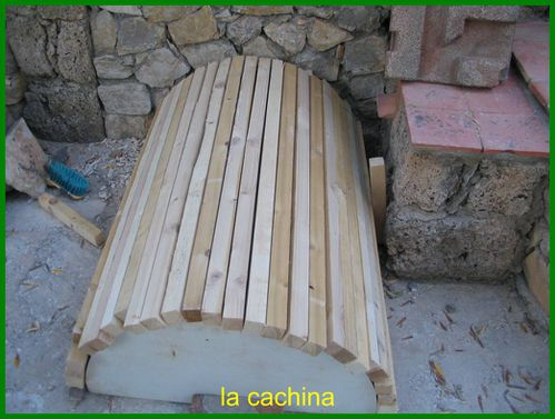Construction Four  Pain  La Cachina