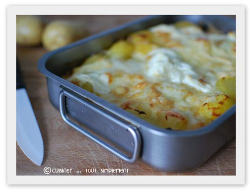 tartiflette aux 4 fromages