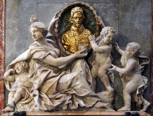 523d3 Naples, Duomo, Innocent XII