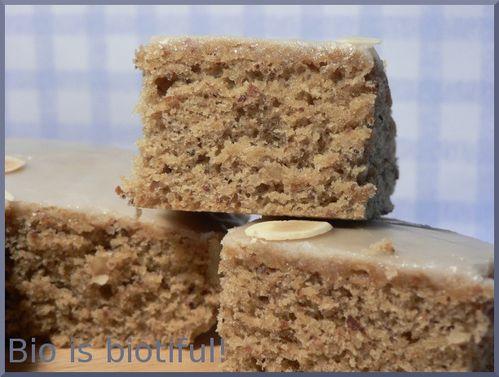 Gâteau tout amande 1