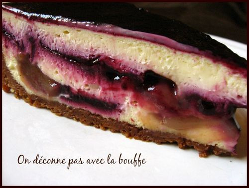 Copy of cheesecake marron cassis 037