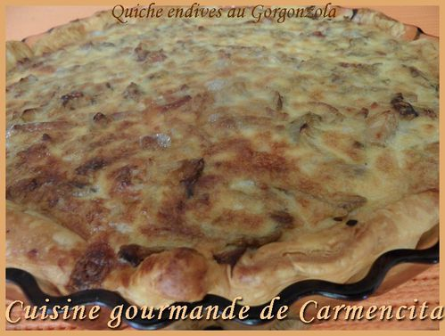 Quiche endives-border