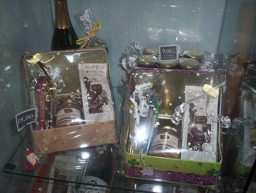 coffret cadeau noel 2011