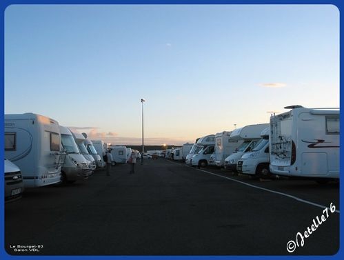 Aire le bourget bon plan 93 aires et sites jetelle camping car - Salon bourget camping car ...