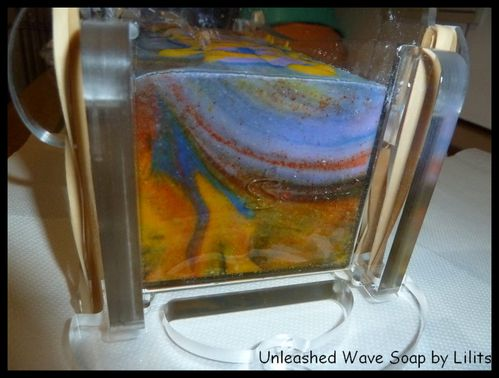 Unleashed Wave Soap by Lilits3
