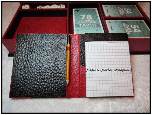 boîte jeux 3 pasacaline Briard