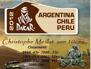 Photo-montage-Dakar 2012-Christophe-Meillat-Limousin