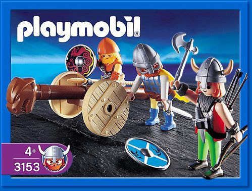 viking playmobil g