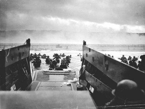 InkBlood 6061944 Normandy