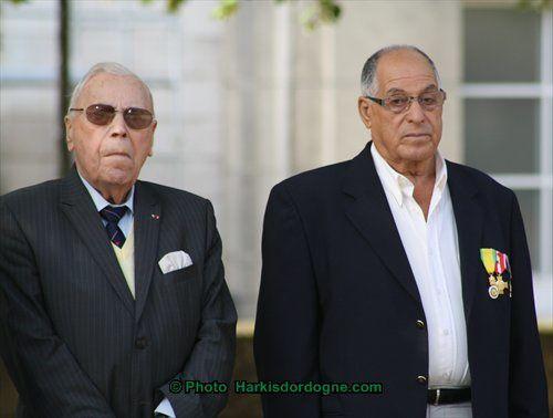 Cérémonie n°3 Journée des Harkis 25/09/2011