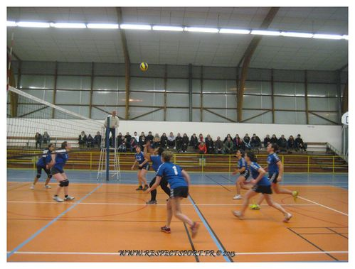 2013 0126 Volley CDL Coulaines 005 RS