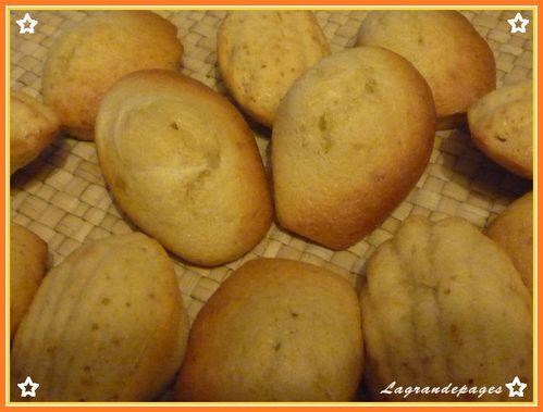 madeleines à la compote 1