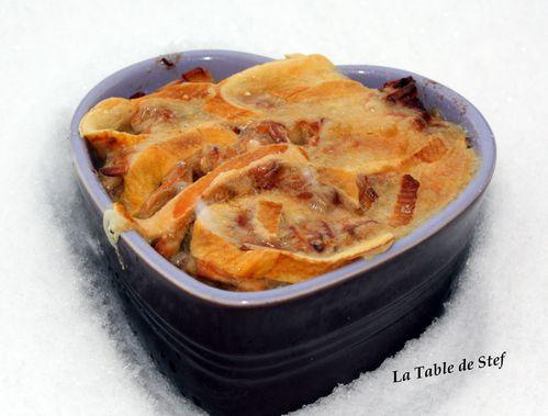 Crozets de savoie aux lardons jambon et reblochon la - La table de savoie et la table de bretagne ...