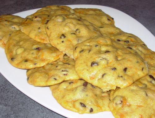 Cookies moelleux au potiron3