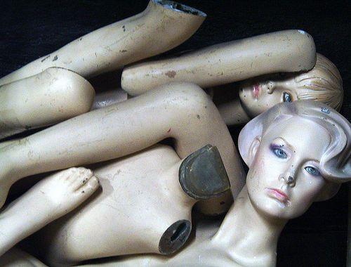 Atelier-Mannequins FlickR CC