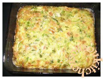 Fritatta Omelette aux légumes (un plat végétarien)