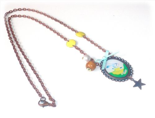 collier lapin 2