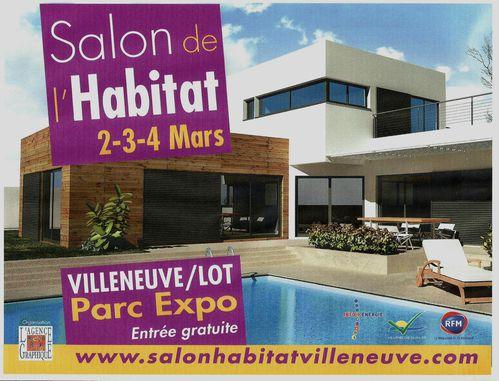 Bient t le salon de l 39 habitat le blog de lesfeesmode47 - Le salon de l habitat ...