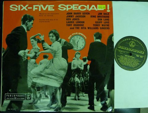 six-five special-various-lp